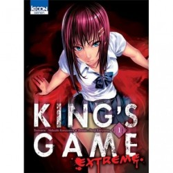 Kings Game Extreme Tome 01