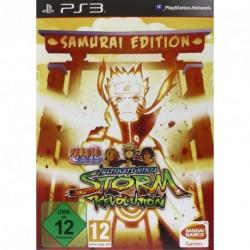 Naruto Shippuden Ultimate Ninja Storm Revolution Edition Collector