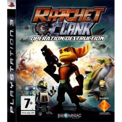 Ratchet & Clank Operation Destruction