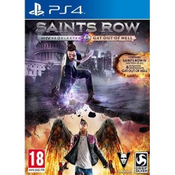 Saints Row 4 Gat out of Hell Edition Re-Elected