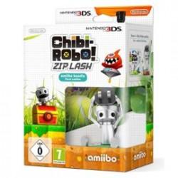 Amiibo Zip Lash + Chibi-Robo