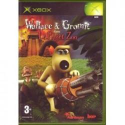 Wallace et Gromit dans le projet zoo