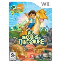 Go Diego Go Au secours du dinosaure