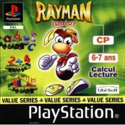 RAYMAN JUNIOR Calcul-Lecture CP