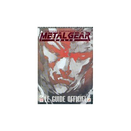 Le Guide Officiel Metal Gear Solid