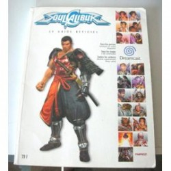 Soul calibur le guide complet