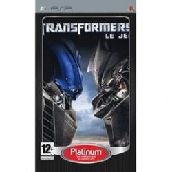 Transformers - Le jeu - Platinum