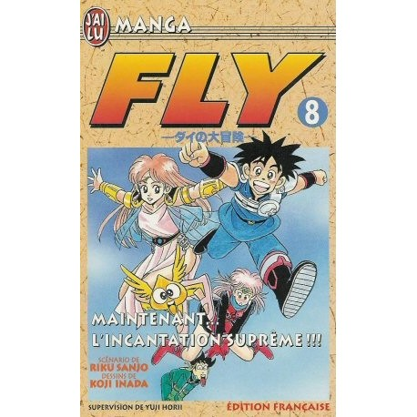 Fly Tome 08
