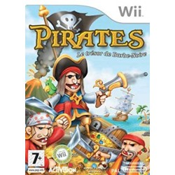 Pirates Le trésor de Barbe Noire