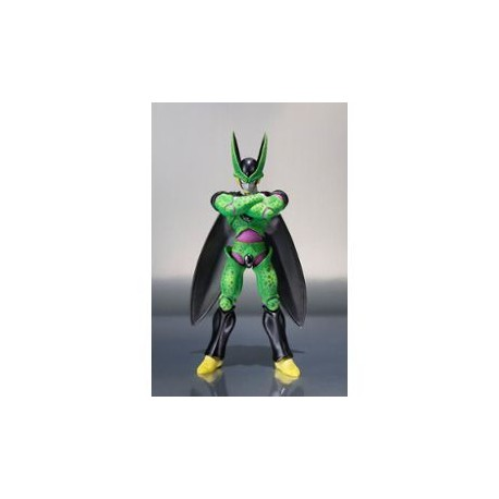 Action Figure PERFECT CELL PREM COLOR - Sh Figuarts Collection