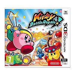 Kirby Battle Royal