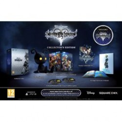 Kingdom hearts HD II.5 Remix Collector's Edition