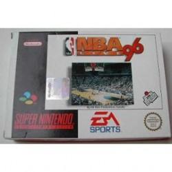 NBA Live 96 sur Super Nintendo