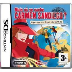 Mais où se cache Carmen Sandiego ? - Mystere au bout du monde