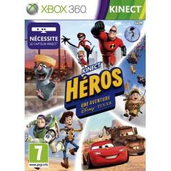 Kinect héros une aventure Disney Pixar