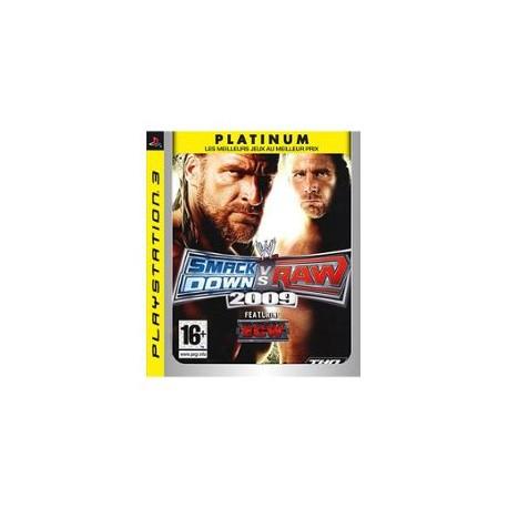 WWE Smackdown vs. Raw 2009 - Platinum