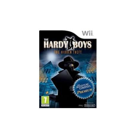 The Hardy Boys - The Hidden Theft