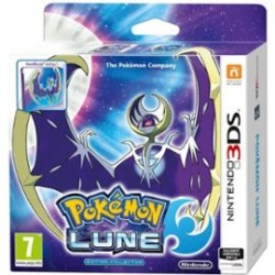 Pokémon Lune - Edition Steelbook