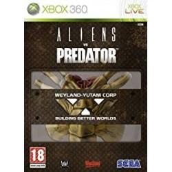 Aliens vs Predator Hunter Edition