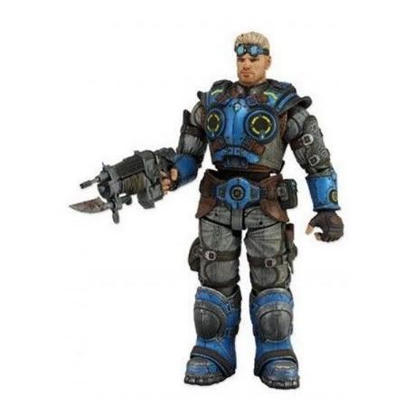 Gears of War 2 Damon Baird
