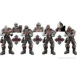 Gears of War 2 Box Locust