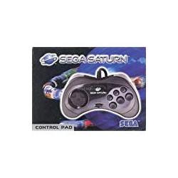 Manette Officielle Sega Saturn Bouton Rond