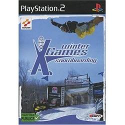 ESPN X Winter Games Snowboarding