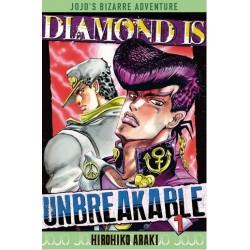Jojos Bizarre Adventure Saison 4 Diamond is unbreakable Tome 01