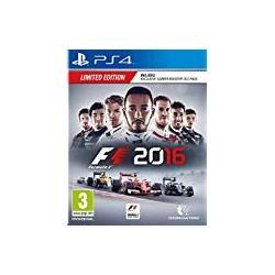 F1 2016 Edition Limitée