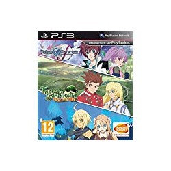 Tales Of Graces F + Tales Of Symphonia Chronicles