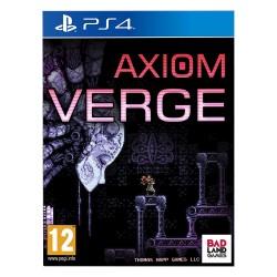 Axiom Verge Standard Edition