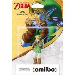 Amiibo The Legend of Zelda Ocarina of Time Link