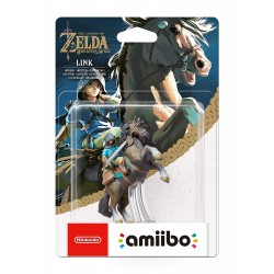Amiibo The Legend of Zelda Link Rider