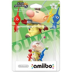 Amiibo Super Smash Bros Olimar & Pikmin