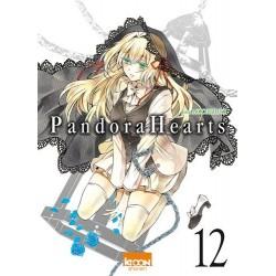 Pandora Hearts Tome 12