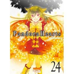 Pandora Hearts Tome 24