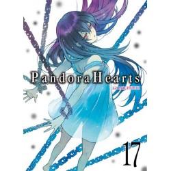 Pandora Hearts Tome 17