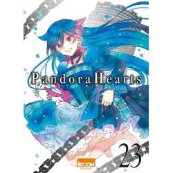 Pandora Hearts Tome 23
