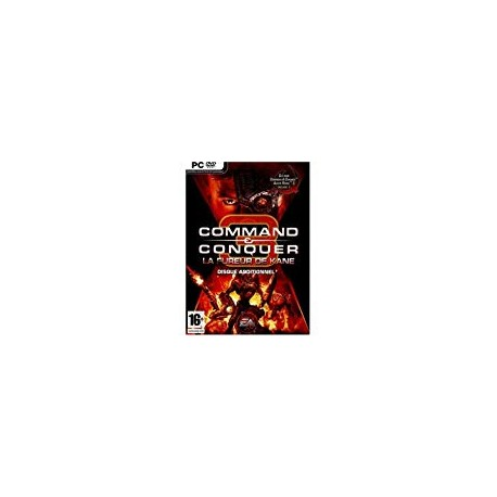 Command & Conquer 3 la fureur de Kane