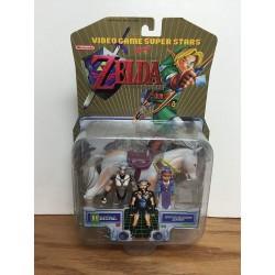 Zelda Impa with Horse