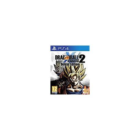 Dragon Ball Xenoverse 2 Edition Deluxe
