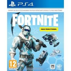 Fortnite Pack froid éternel Code de Téléchargement Sans CD