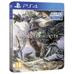 Monster Hunter World Steelbook