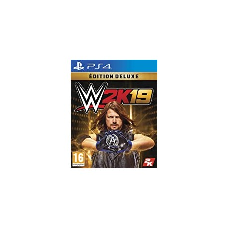 WWE 2K19 Edition Deluxe