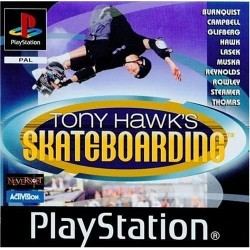 Tony Hawks Skateboarding Légendes