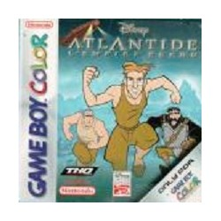 Disney Atlantide L'empire Perdu