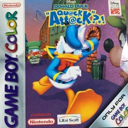 Disney Donald Quack Attack