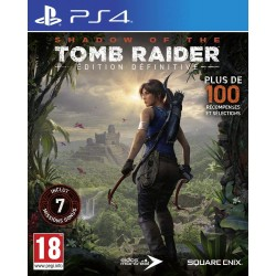 Shadow Of The Tomb Raider Edition définitive