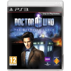 Doctor Who The Eternity Clock (Version Anglaise)