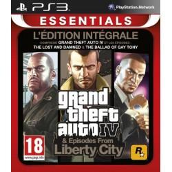 GTA 4 GOTY Essentials